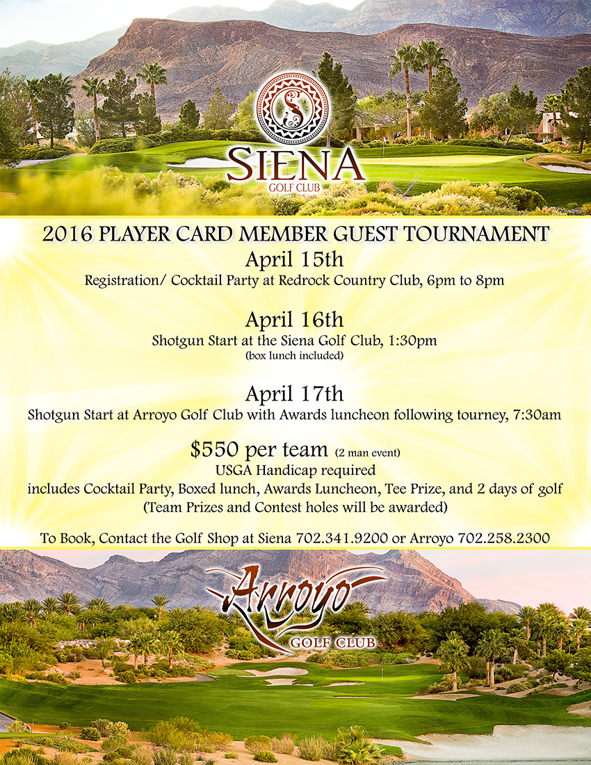 Arroyo Siena Player card